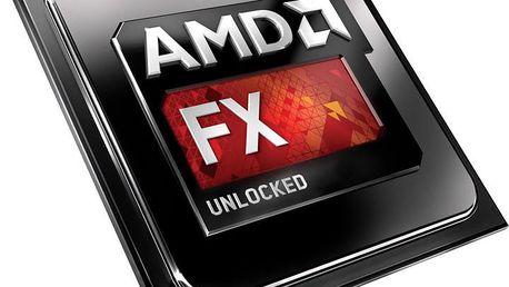 Osmijádrový 64bitový procesor platformy Volan AMD Vishera FX-8300