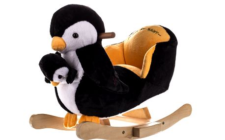 Torro Houpací křesílko Tučňák a malý tučňák