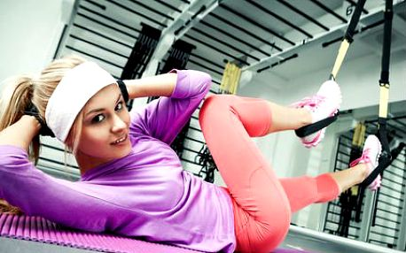 Závěsný tréninkový systém MTS pro cvičení doma i na cestách
