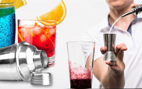 COCKTAIL KIT - pro přípravu nejlepšího koktejlu