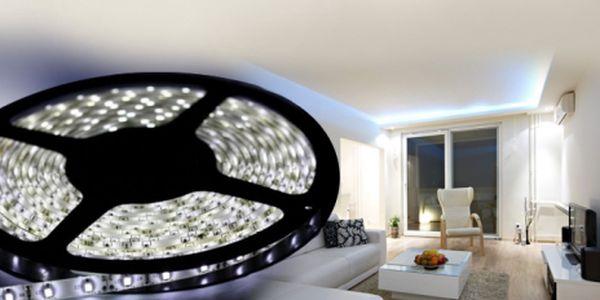 5metrový LED PÁSEK do INTERIÉRU, EXTERIÉRU, RGB, nebo VODOTĚSNÝ!