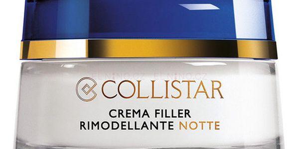 Noční krém na všechny typy pleti Collistar Reshaping Filler Night Cream