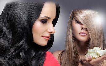 Aplikace BRAZILSKÉHO KERATINU pro všechny délky vlasů! Cca 2hodinová péče s okamžitým výsledkem!