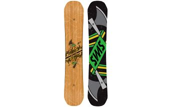 Pánský snowboard Sims Rules