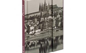 Prague, magnetic notes - 10,5x15,8 cm, linkovaný