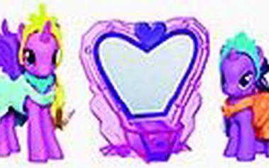 Hasbro - My Little Pony tématická balení s křišťálovými doplňky