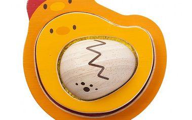 PlanToys - Puzzle - Životní cyklus kuřete