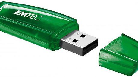 USB flash disk Emtec C400 64GB zelený