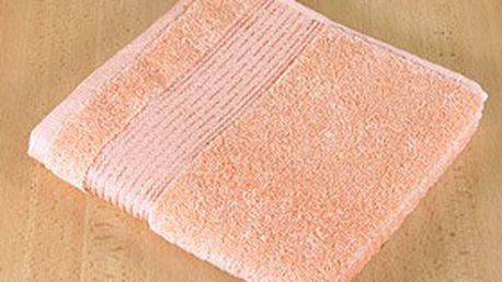 Froté ručník Okajama lososový
