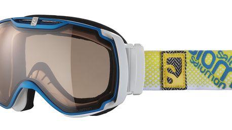 Lyžařské brýle od Salomonu optické kvality, nemlžící