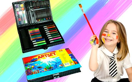 Artset pro malé malíře