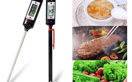 Kuchyňský digitální teploměr