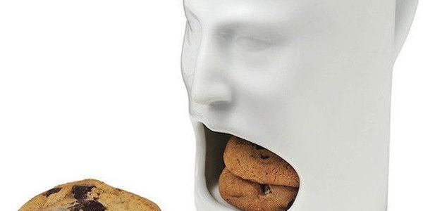 Hladový hrnek - originální zásobník na dobroty!