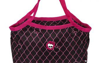 Módní taška Monster High pro každou parádnici