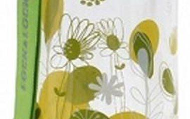 Sportovní láhev s motivem květin, 480 ml LOCK&LOCK