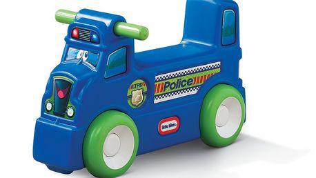 Little Tikes Odstrkovadlo policejní auto