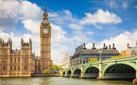 Londýn a Oxford či Windsor: 5denní zájezd se snídaní i ubytováním