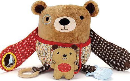 Plyšový medvídek s 10 aktivitami