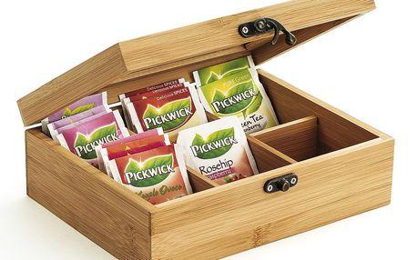 Box na čajové sáčky