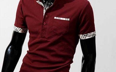 Pánská polo košile - více barev