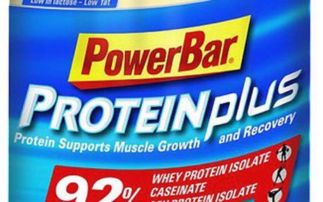 ProteinPlus 92% vanilla 600g pro nárůst svalstva a jeho regeneraci