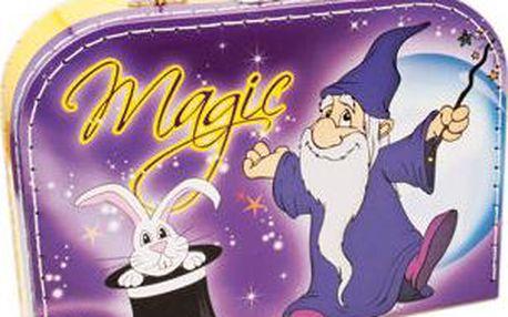 Kufřík pro kouzelníky