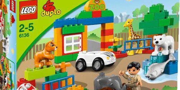 LEGO DUPLO Moje první zoo