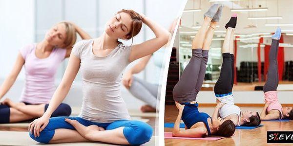 Permanentka za neuvěřitelnou cenu - jóga, power jóga, fitt jazz, rehabilitační cvičení i HOT jóga - nejenže Vám toto cvičení posílí a zpevní svaly, ale má také velmi pozitivní vliv na psychickou kondici, budete se cítit a vypadat mladší.