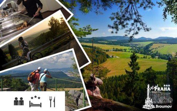 Relax u Adršpachu po celou sezónu 2015