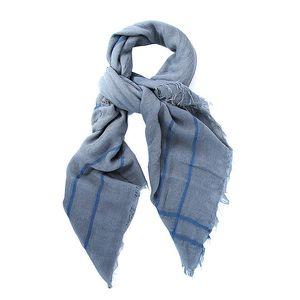 Dámský modrošedý šátek Belle & Bloom