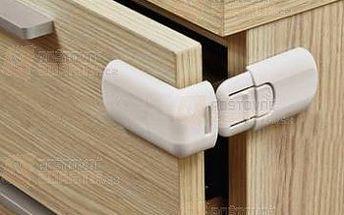 Bezpečnostní spona na dveře a šuplíky a poštovné ZDARMA! - 9999916333