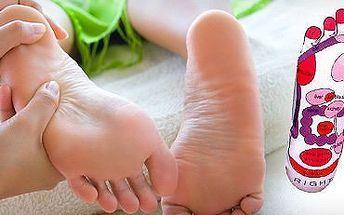 Reflexní masáž plosek nohou - 40 minut