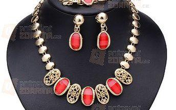 Luxusní set šperků - 2 barevná provedení a poštovné ZDARMA! - 9999916306