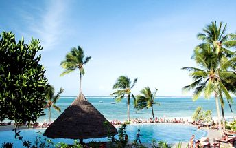 Hotel KARAFUU BEACH RESORT, Zanzibar, Tanzanie, letecky, polopenze