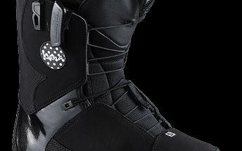Dámské snowboardové boty Salomon Kiana Black