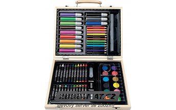 Sada na kreslení a malování - dokonalý dárek pro malé umělce!