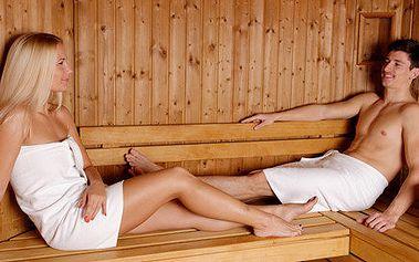 Privátní sauna v Brně + sleva 25 % na objednání další služby
