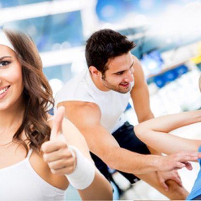 MĚSÍČNÍ PERNAMENTKA do kvalitního centra aerobiku a dalších cvičení v centru Liberce!