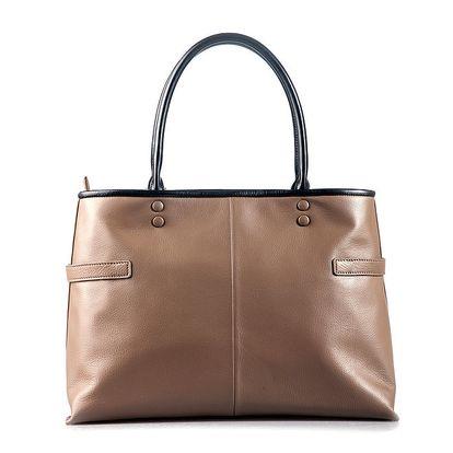 Dámská kabelka se zapínáním na zip Belle & Bloom