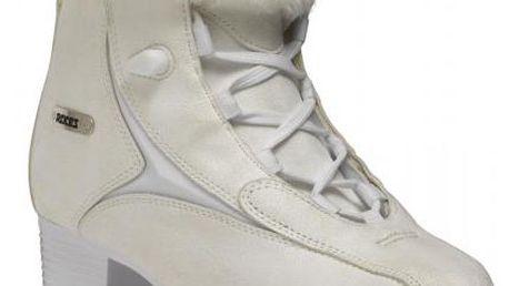 Luxusní dámské zimní brusle Roces Fur z IceGlamour série
