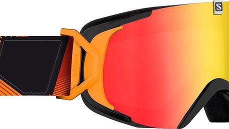 Lyžařské brýle Salomon X View Multilayer Oranžová/Černá Multilayer 2014-2015