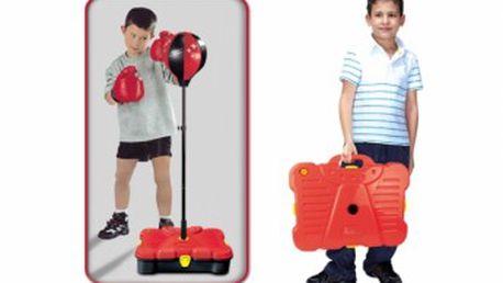Boxovací balón G21 s příslušenstvím v kufru 90/130cm G21 G21-690686