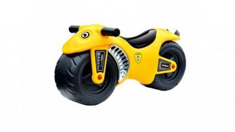 Motorka G21 BIKE žlutá HWA836263Y G21 G21-690729