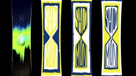 Pánská snowboard Salomon Time Maschine