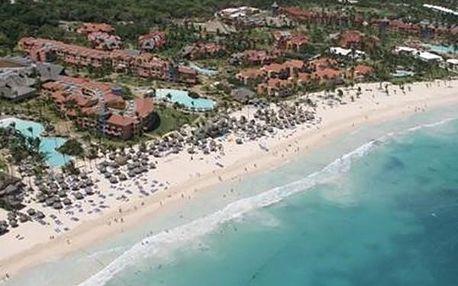 Hotel CARIBE CLUB PRINCESS, Dominikánská republika, letecky, All inclusive