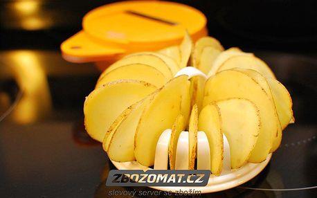 Sada na výrobu zdravých domácích chipsů bez zbytečných kalorií!