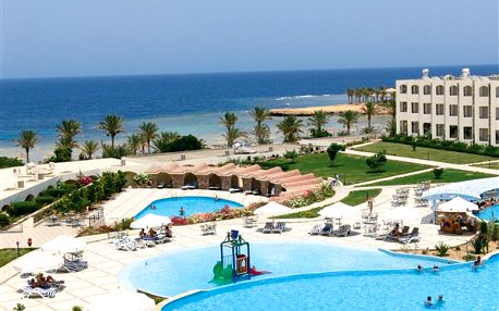 Hotel ZEE BRAYKA BEACH RESORT, Marsa Alam (oblast), Egypt, letecky, All inclusive