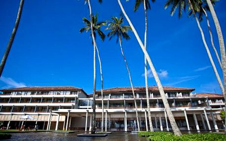 Hotel THE BLUE WATER, Srí Lanka, letecky, snídaně v ceně