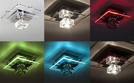 Luxusní světlo Crenne, které mění barvy