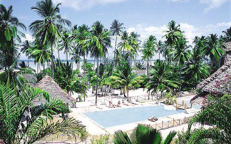 Hotel SANDIES MAPENZI BEACH CLUB, Zanzibar, Tanzanie, letecky, All inclusive